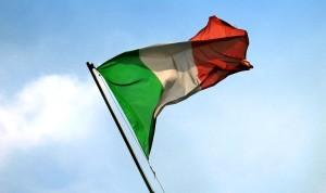 W?ochy flaga-myto