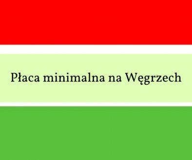 Płaca minimalna na Węgrzech.