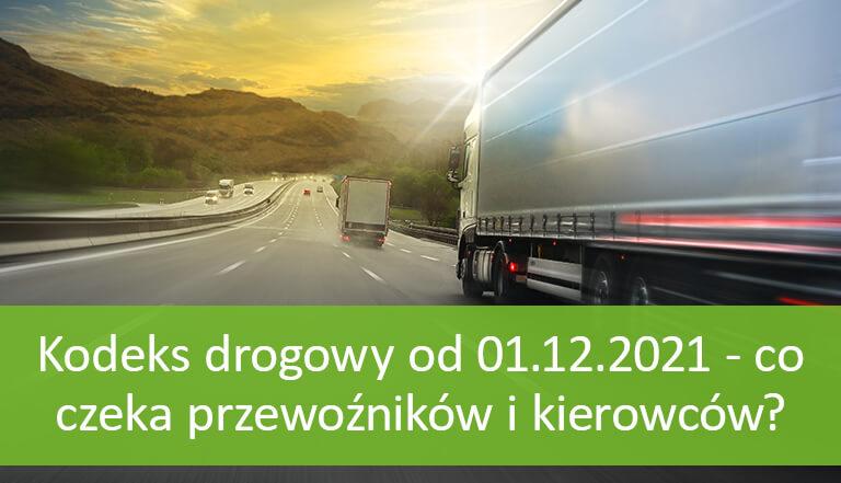 Kodeks drogowy 2021